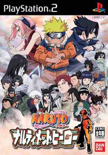 Naruto Narutimate Hero